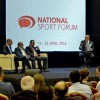 The first ever National Sports Forum took place in Malta