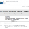 Sport getting ready for the next generation of Erasmus+