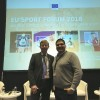 The EU Sport Forum 2018 in Sofia promoted sport as a means to building a better Europe