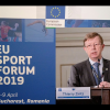 EOSE at the EU Sport Forum 2019