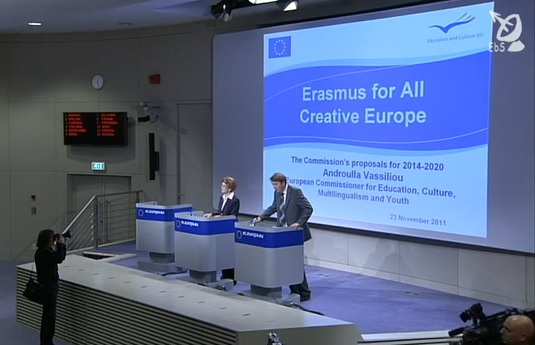 'ERASMUS FOR ALL' programme proposition