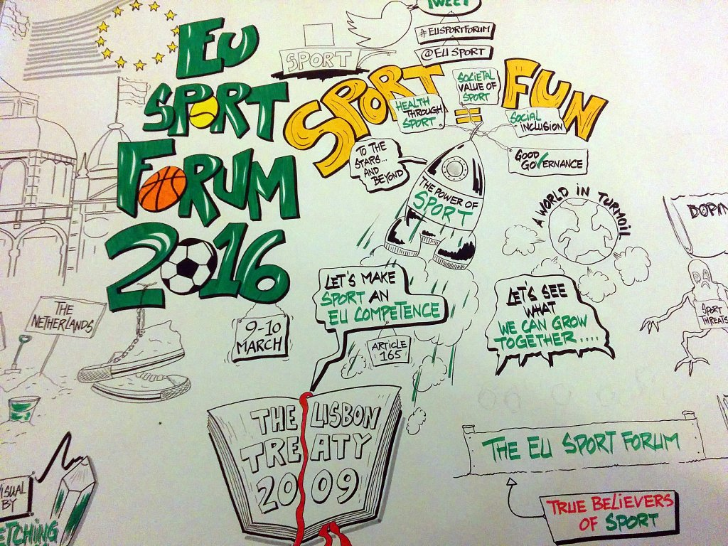 EU Sport Forum 2016: How can sport contribute to tackle EU realities and challenges