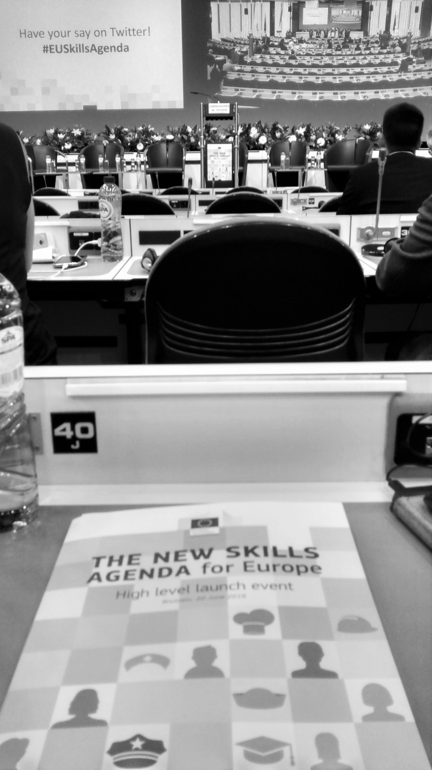 What is in the New Skills Agenda for Europe?