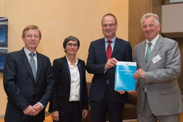 Hand-over of the High Level Groups' recommendations to Commissioner Navracsics