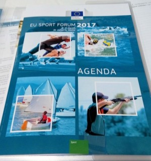 Stakeholders from all over Europe gathered in Malta to discuss and shape the future of sport