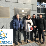 EOSE Research Team visit Eurostat in Luxembourg and left with a promise