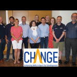 CHANGE project to enhance skills in sport for development