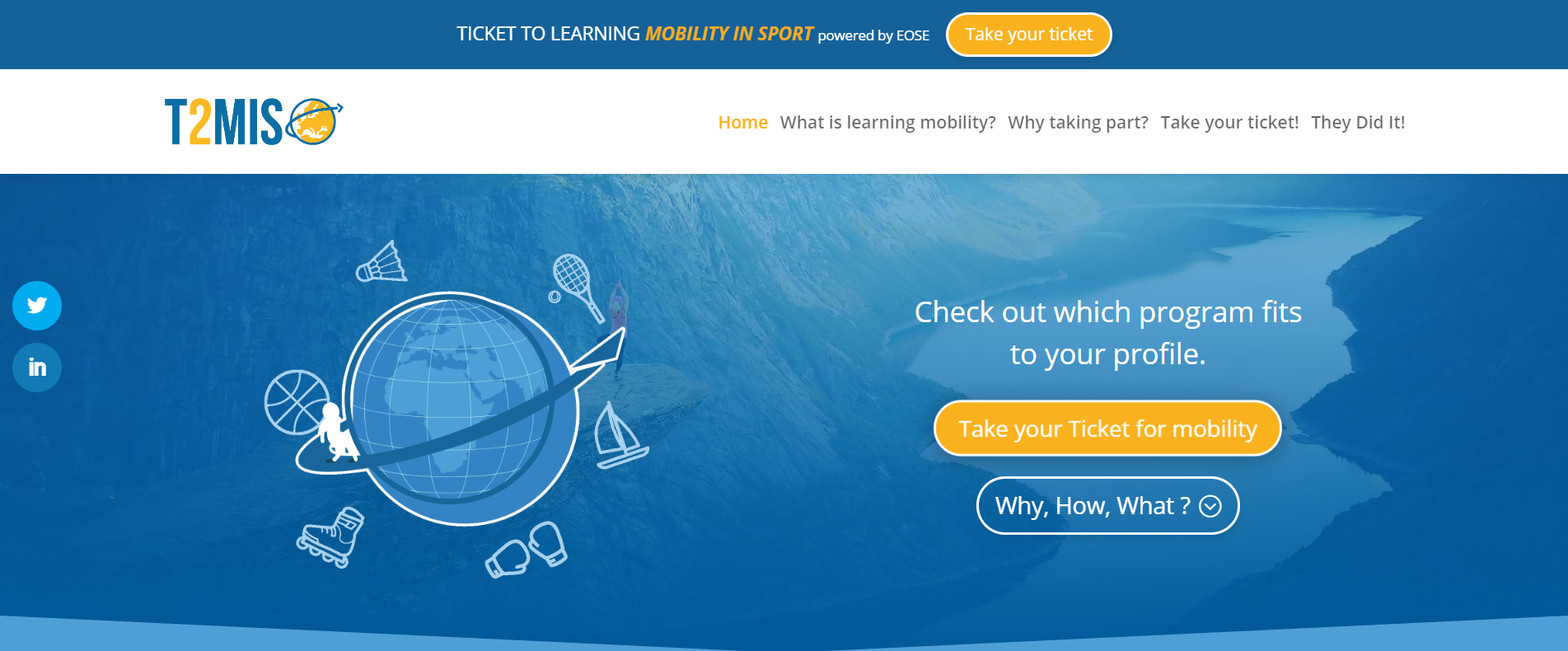 Supporting learning mobility in sport and physical activity