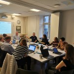 CHANGE project partners make good progress in Copenhagen