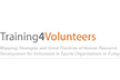 TRAINING 4 VOLUNTEERS – Final Report available